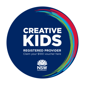 Use your Creative Kids Voucher for the school holiday workshops