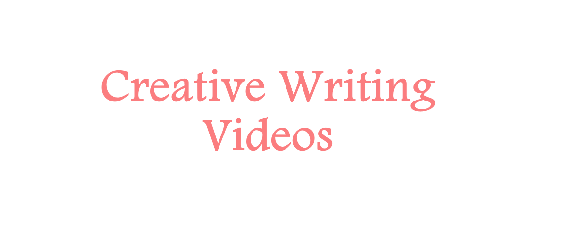 | A Way With Works | Creative Writing Workshops | Creative Writing Videos