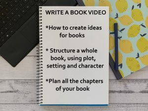 Christmas Gifts   A Way With Works   Creative Writing Workshops   Screenplay Writing Video