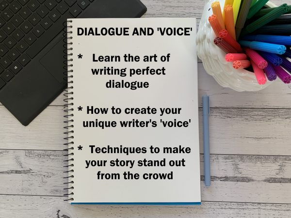 | A Way With Works | Creative Writing Workshops | Dialogue and voice