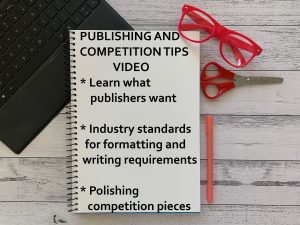 Creative Writing Workshop   A Way With Works   Creative Writing Workshops   Publishing and Competition Tips Videos