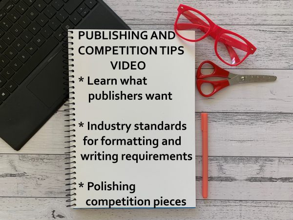 Christmas Gifts | A Way With Works | Creative Writing Workshops | Publishing and Competition Tips Videos