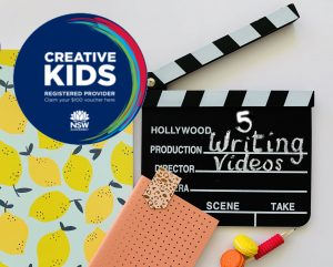 Creative Kids Voucher Writing Activity I A Way With Words