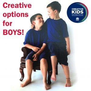 Creative Kids Voucher Boys I A Way With Words